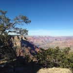 Am Grand Canyon