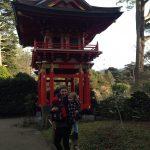 Japanische Show mit Kaffee: Japanischer Garten im Golden Gate Park