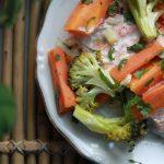 Saftiger Ofenfisch und Snack to go