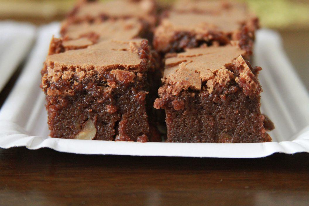 Rezept Brownie Schokobombe