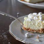 Sommerfrische und Belohnung auf den Tisch: easy Zitronencheesecake (+Tricktipps)