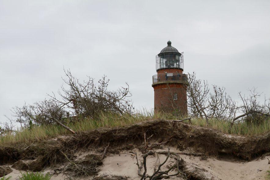 Ostsee Prerow Weststrand Leuchtturm