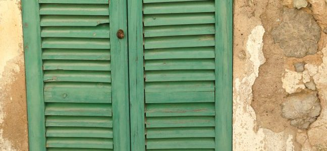 Mallorca Orient Fenster