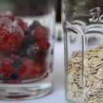 Vampire besänftigen mit schnellstem, leckersten Frühstück: Overnight Oats oder einfach Birchermüsli