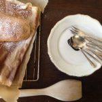 Schneller Apfelstrudel ohne Schnickschnack so in 10 Minuten